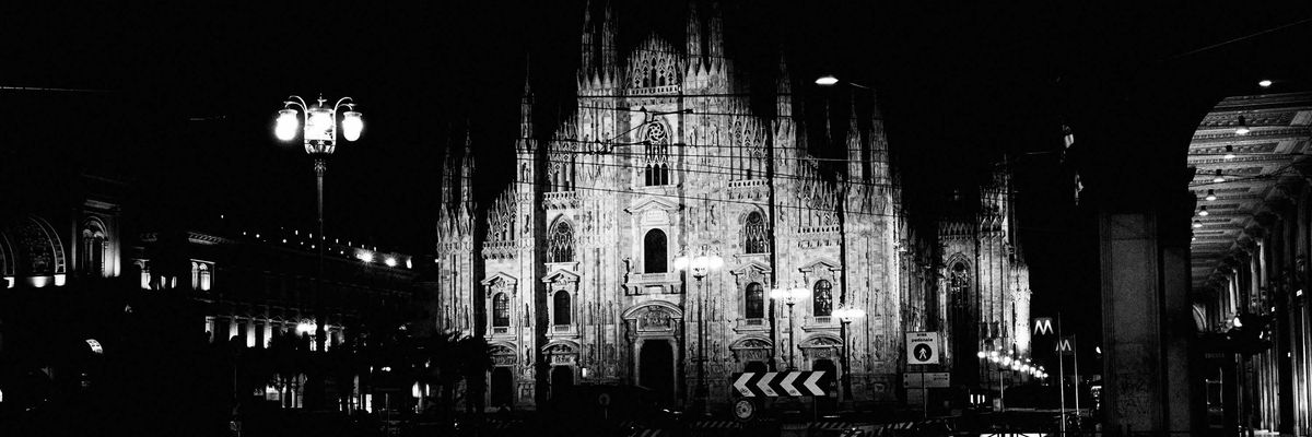 Milano ed il respiro di un polmone solo