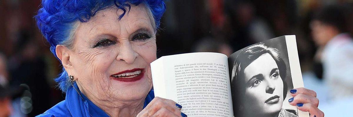 È morta Lucia Bosè, l'attrice scoperta da Visconti