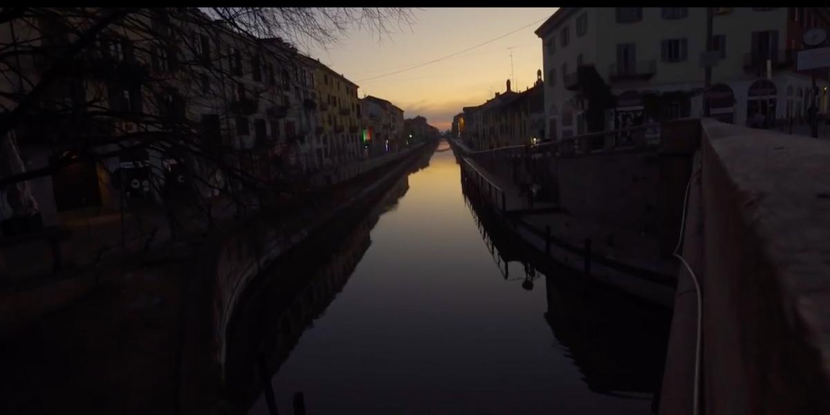Il Pagante- La notte di Milano, il video