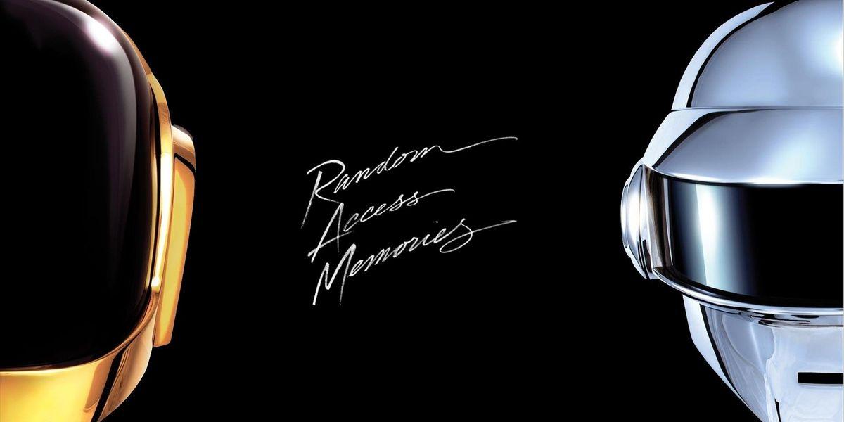 L'album del giorno: Daft Punk, Random Access Memories