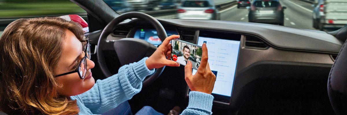 Guida autonoma più sicura in auto c'è il Mucca