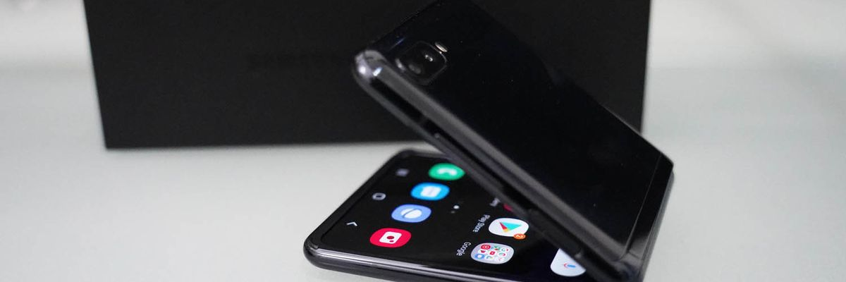 Samsung Galaxy Z Flip: la nostra prova