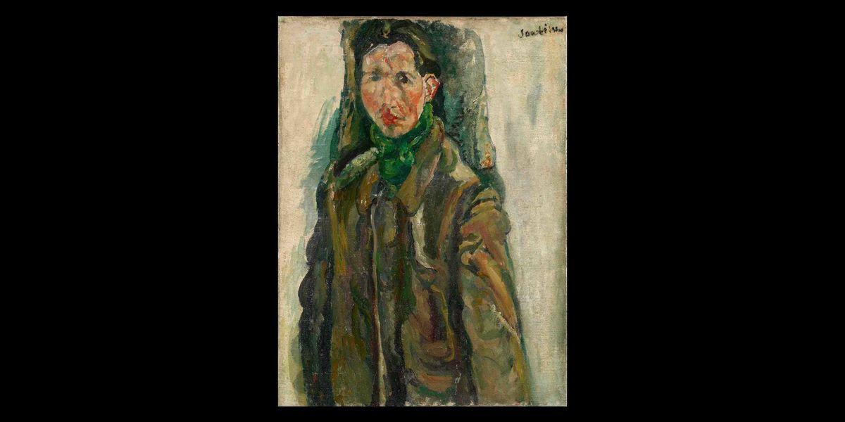 Soutine, il pittore che restituisce la pittura alla vita