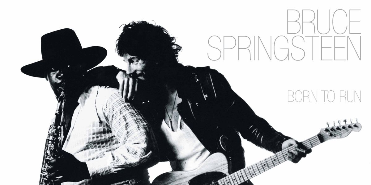 L'album del giorno: Bruce Springsteen, Born to run