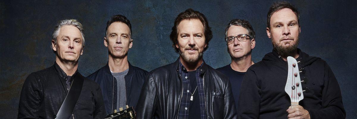 L'album del giorno: Pearl Jam, Gigaton