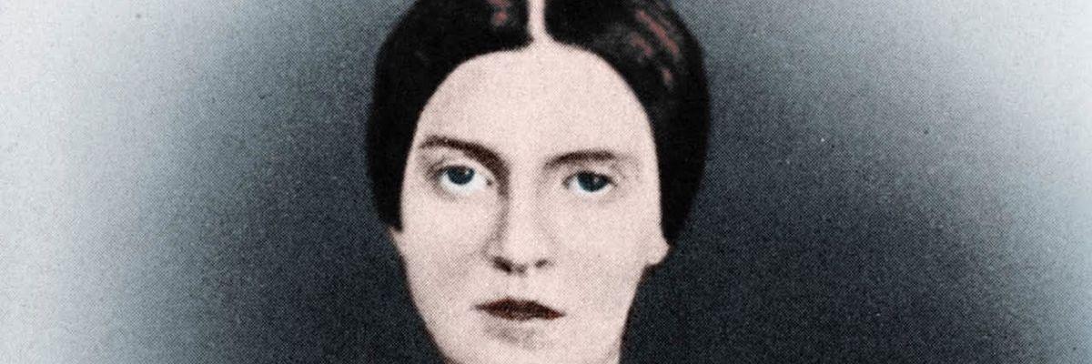 Emily Dickinson, la poetessa (dell'800) amata come una rockstar (oggi)