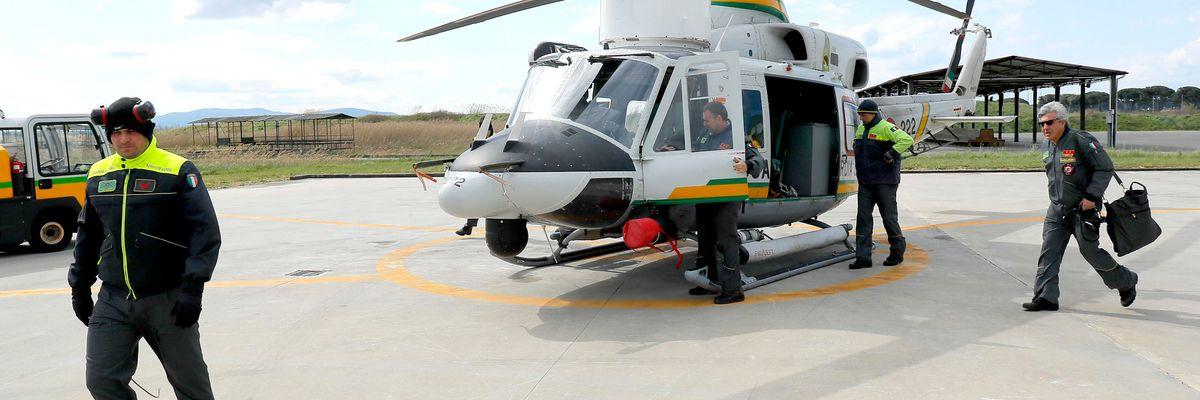 I piccoli aeroporti di provincia salvano i pazienti