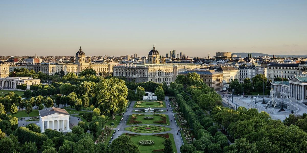 Vienna: tutti i link per un tour dal divano