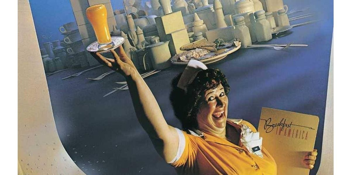 L'album del giorno: Supertramp, Breakfast in America