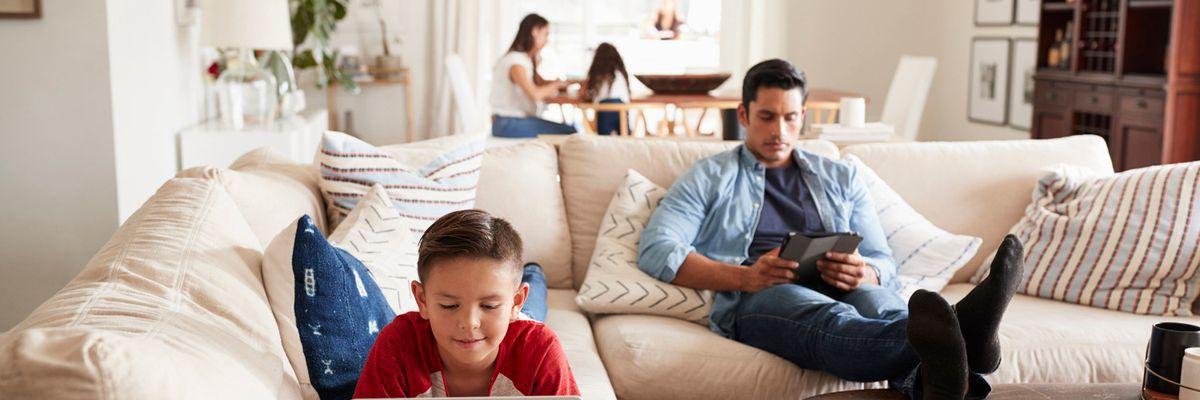 Equilibrismi casalinghi in tempi di Covid