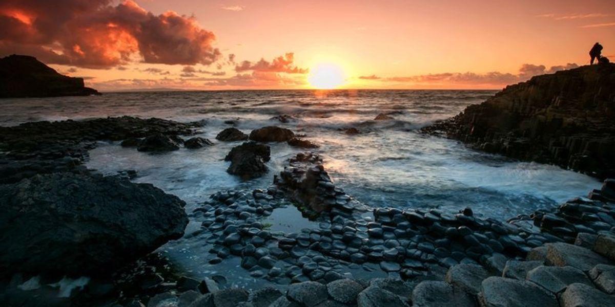 Viaggio virtuale nell'Irlanda del Nord: Gigante nell'anima
