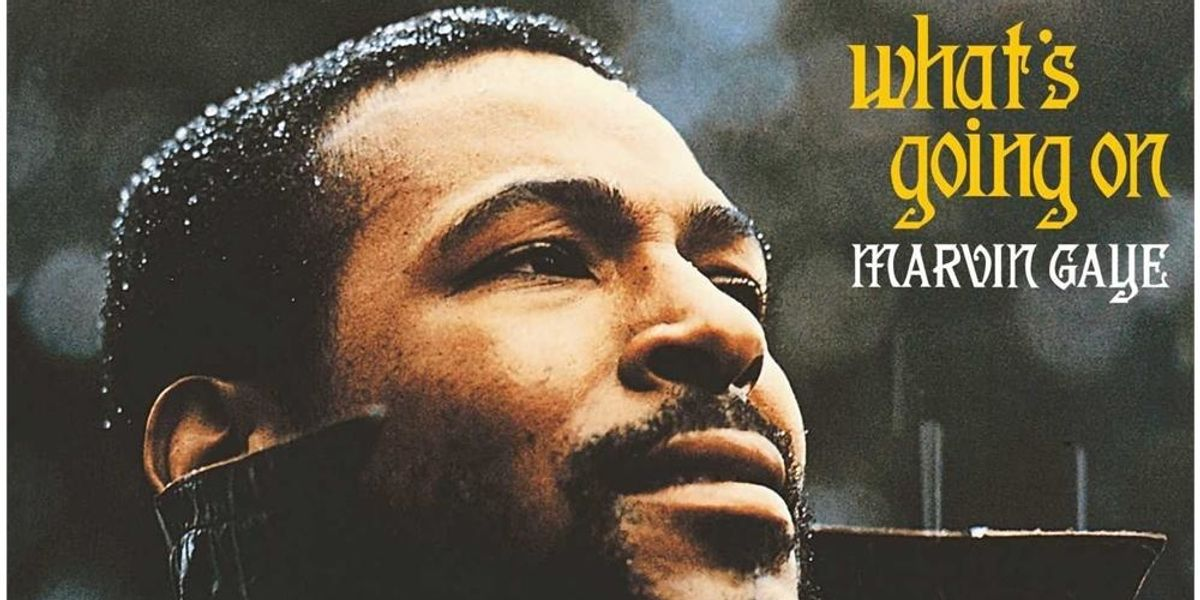 L'album del giorno: Marvin Gaye, What's going on