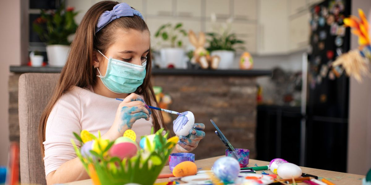 Easter Holidays in Quarantine