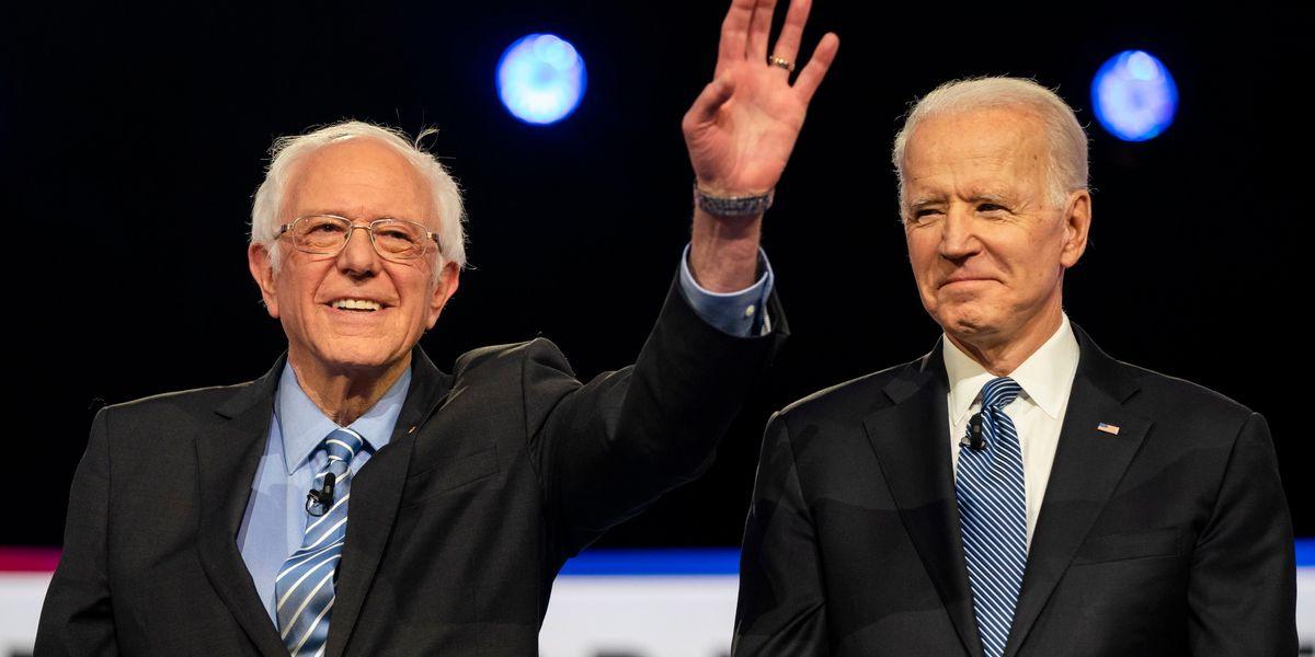Biden e le cariatidi democratiche