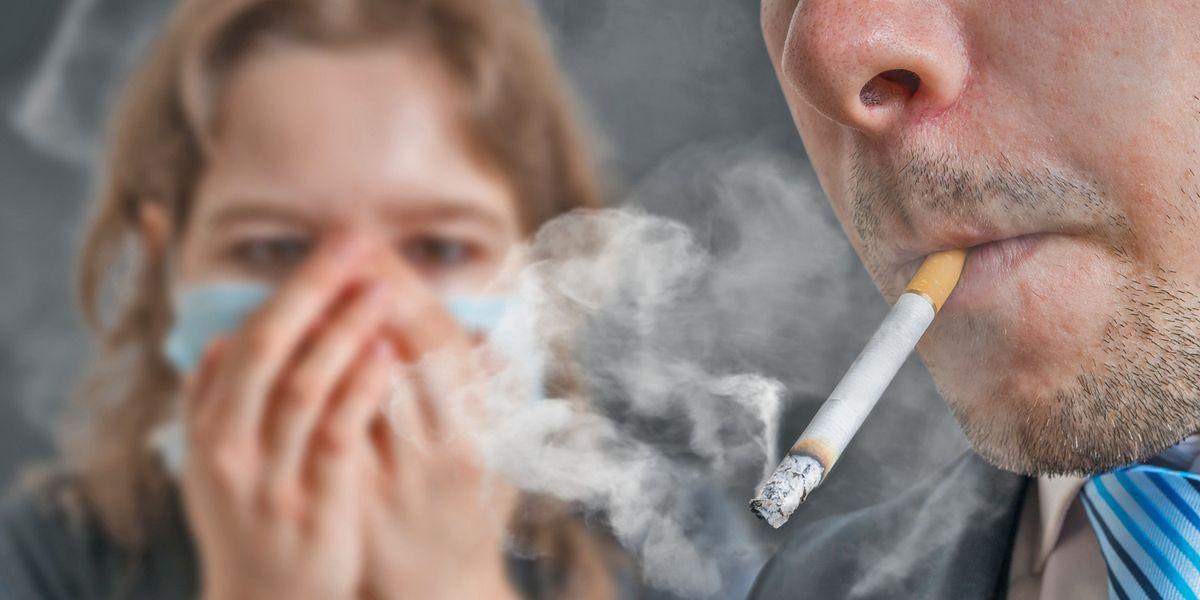Il fumo aiuta il Coronavirus