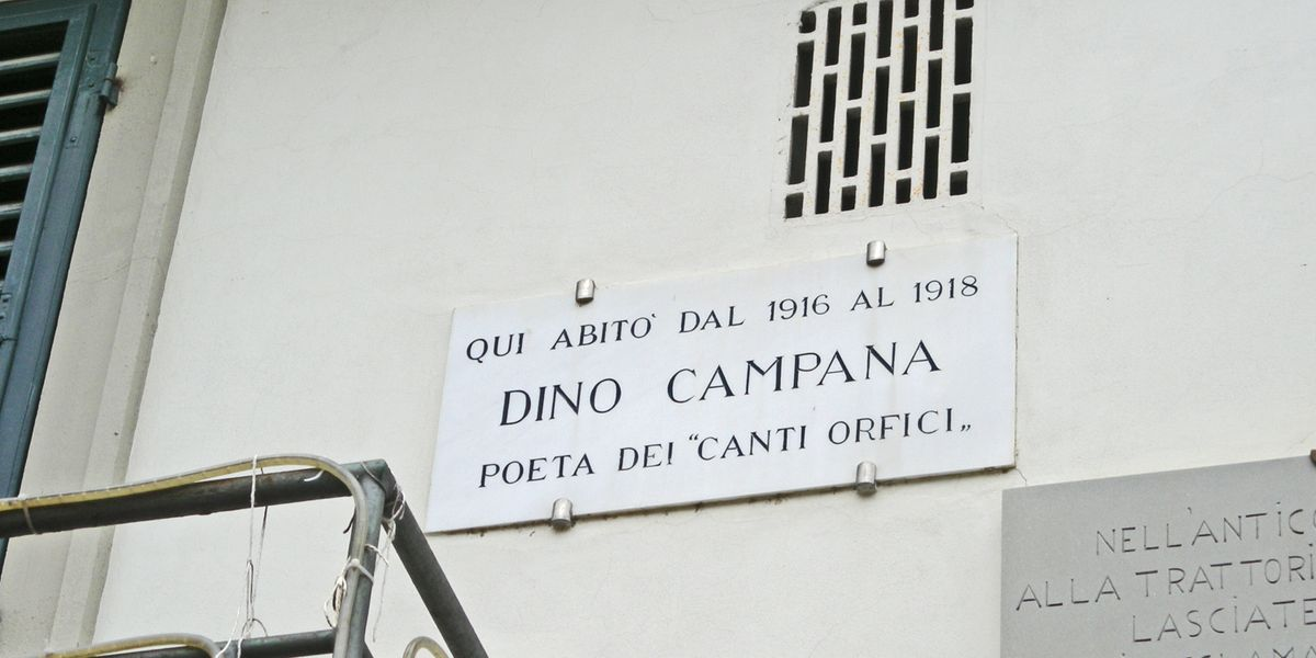Dino Campana: il poeta che non voleva essere maledetto