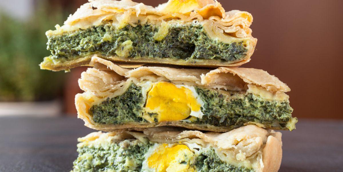 La ricetta della vera Torta Pasqualina