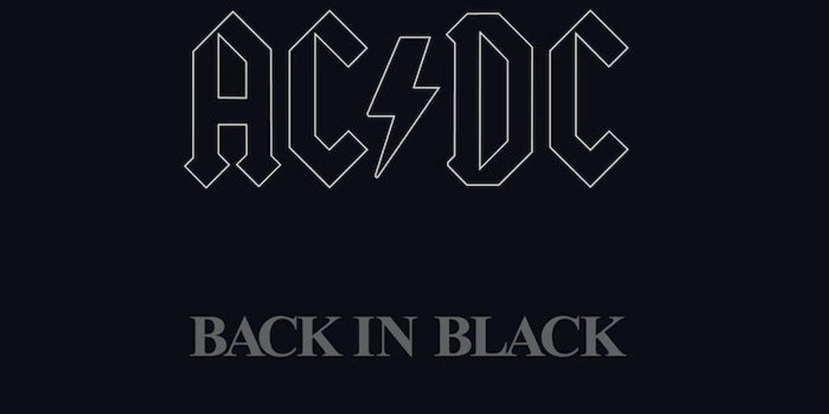 L'album del giorno: AC/DC, Back in black