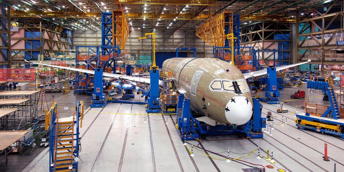La crisi Boeing arriva anche in Italia