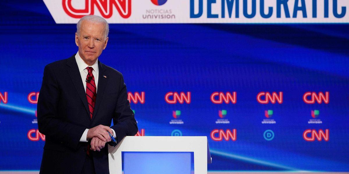 La stampa amica di Joe Biden