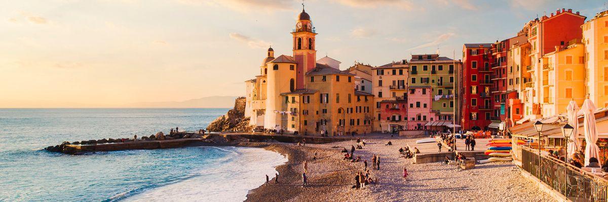 Come sarà la spiaggia della Liguria estate 2020