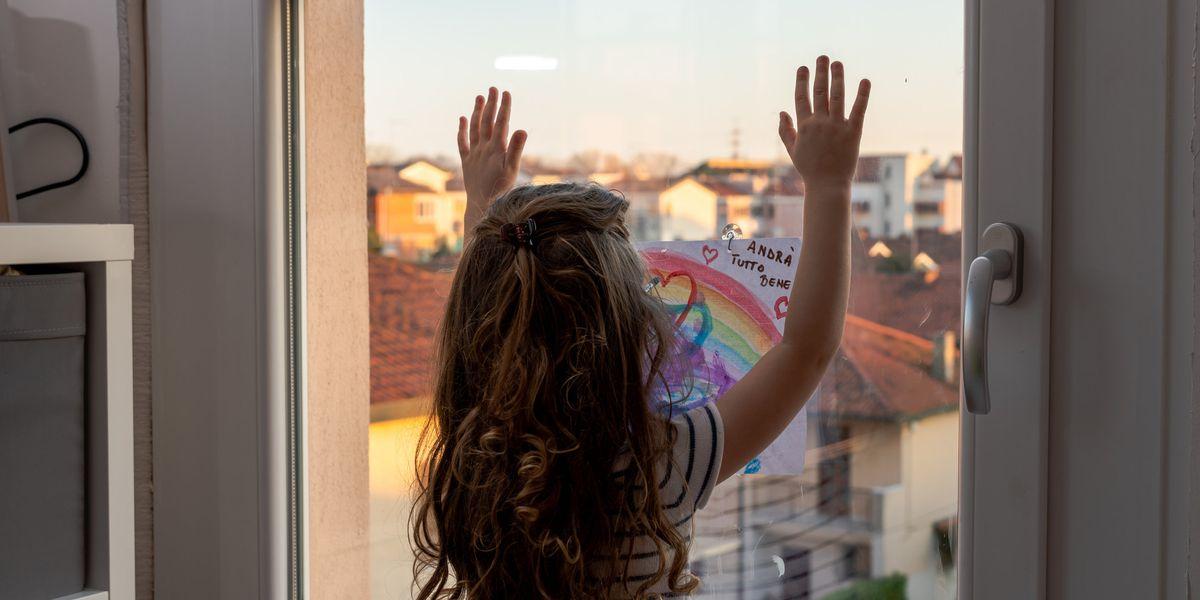 Con la quarantena addio ai diritti dei bambini