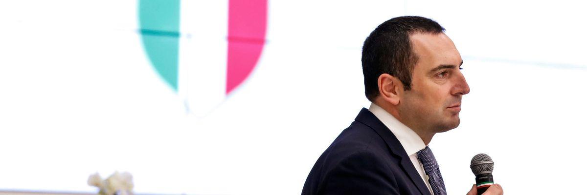 vincenzo spadafora ministro sport calcio serie a coronavirus diritti tv