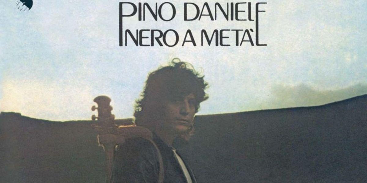 L'album del giorno: Pino Daniele, Nero a metà