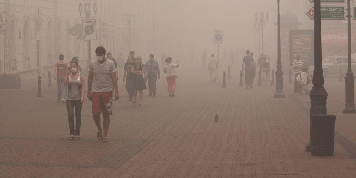 Trovato il Coronavirus nelle polveri sottili, nello smog dell'aria