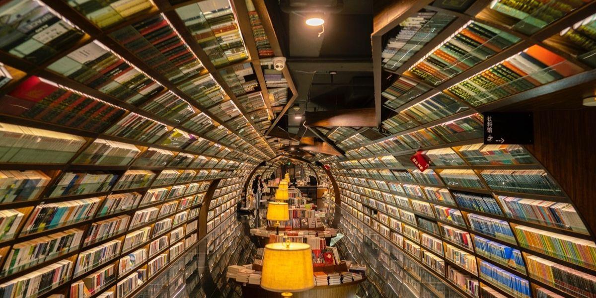 Zhongshuge: è in Cina la libreria più bella del mondo