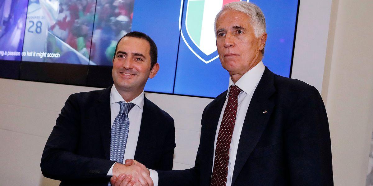 vincenzo spadafora ministro sport coronavirus calcio serie a domande
