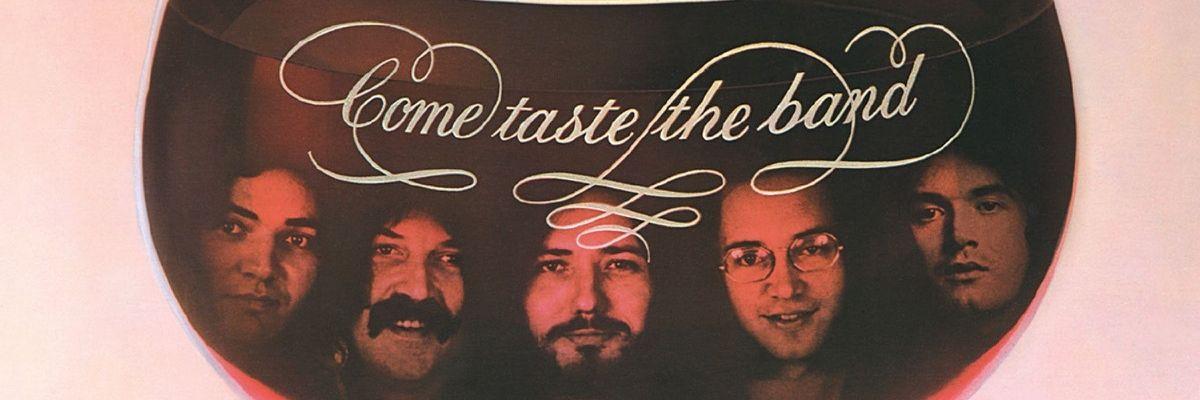 L'album del giorno: Deep Purple, Come taste the band