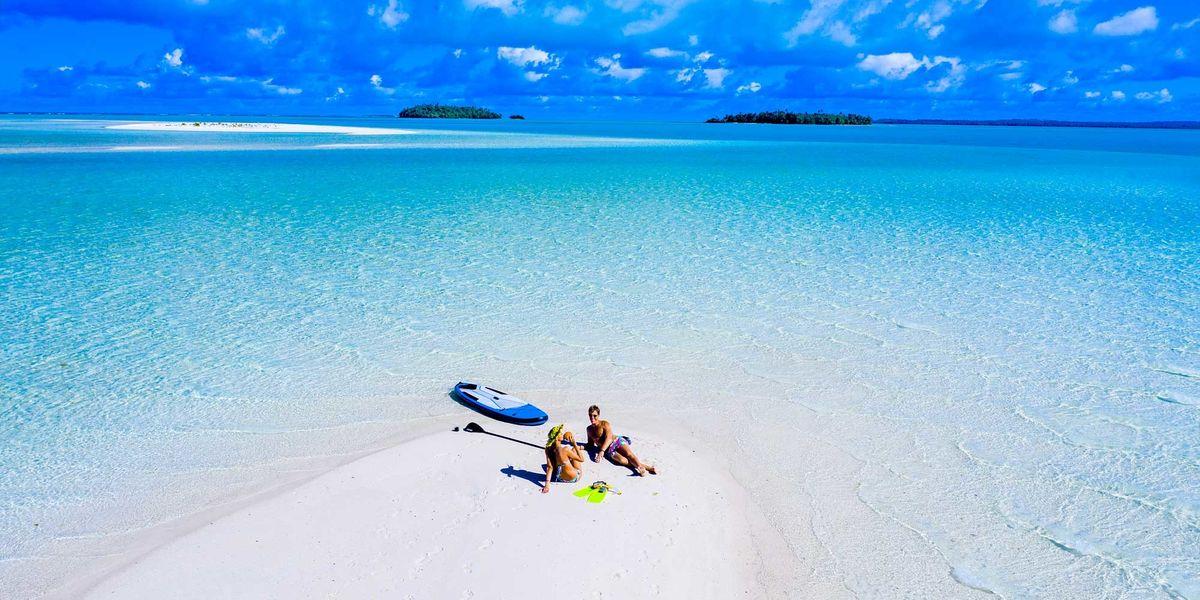 Cinque cose da fare alle Isole Cook, l'unico luogo al mondo senza Covid