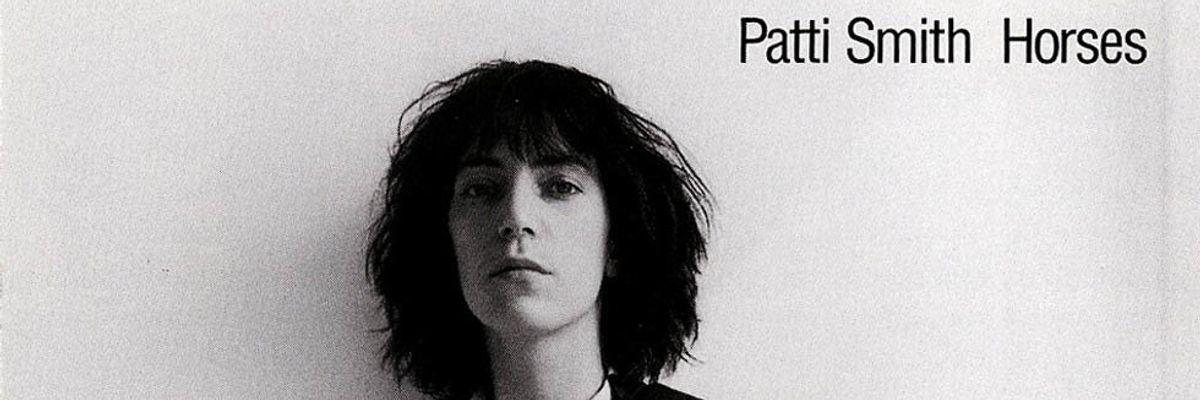 L'album del giorno: Patti Smith, Horses