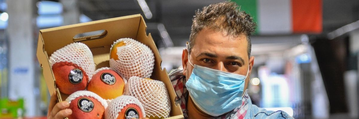 Fase 2: riaprono i mercati alimentari - Foto