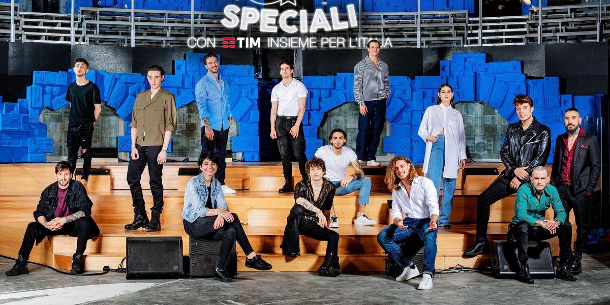 Amici Speciali: nella super giuria anche Gerry Scotti e la Ferilli