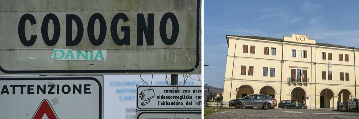 Emergenza Covid: Lombardia e Veneto a confronto