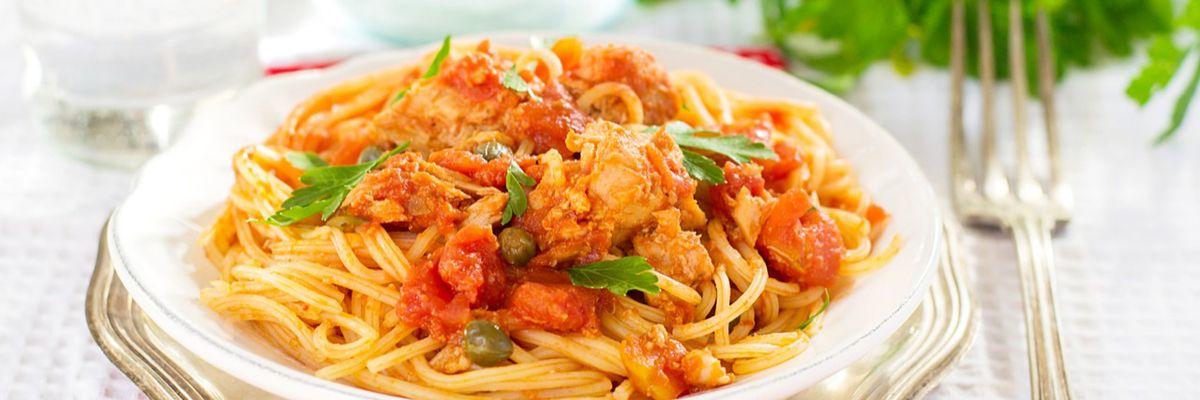 Cuciniamo insieme: spaghetti al ragù di cernia