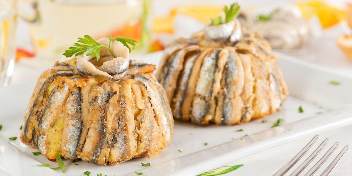 Cuciniamo insieme: Tortino di alici al profumo di pistacchio