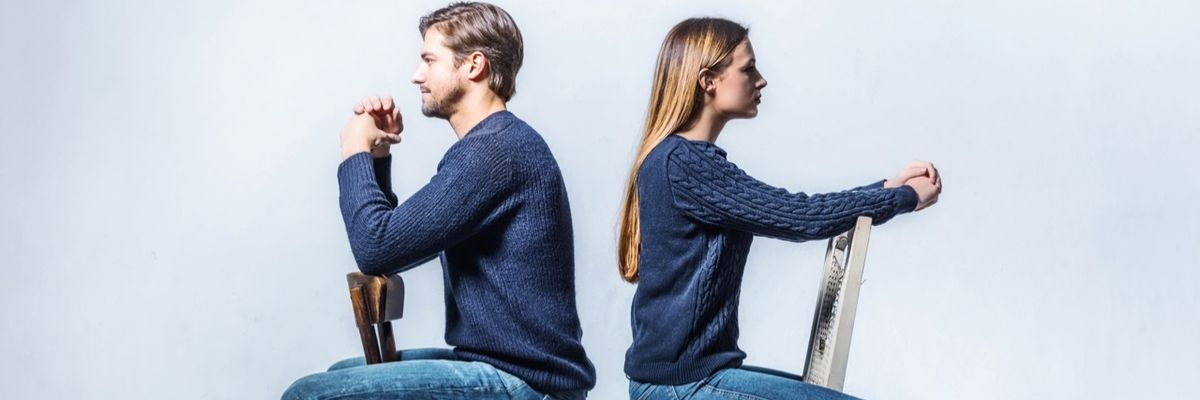La «bufala» del divorzio online