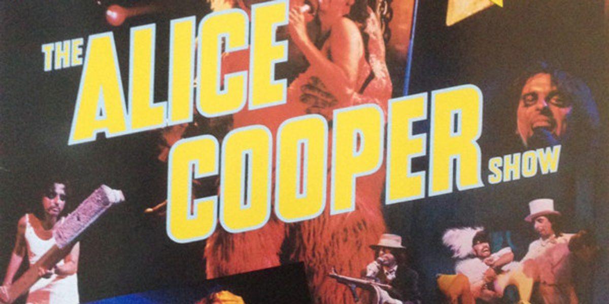 L'album del giorno: Alice Cooper, The Alice Cooper Show