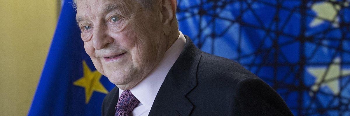 George Soros, il coronavirus e la famiglia