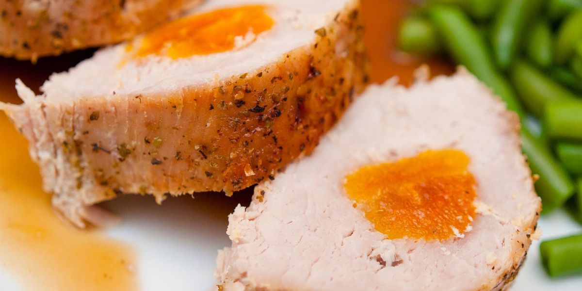 Cuciniamo insieme: Maiale croccante alle albicocche