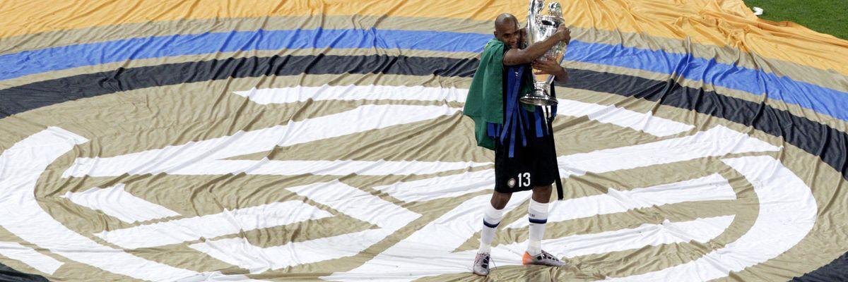 inter triplete madrid 2010 champions league immagini