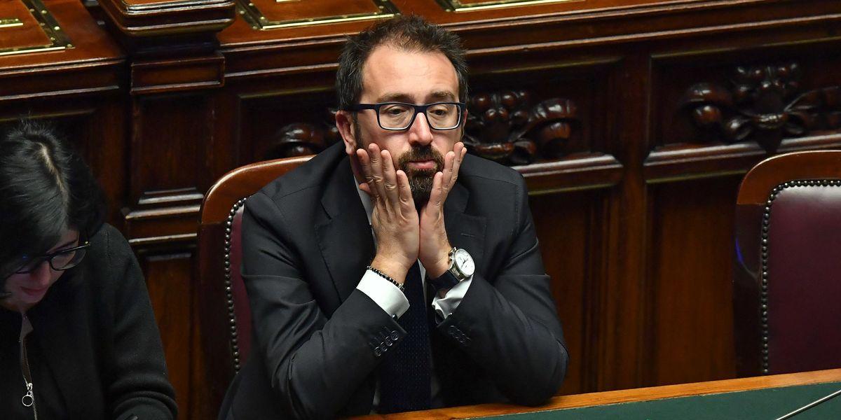 Il senso della giustizia di Bonafede e Renzi