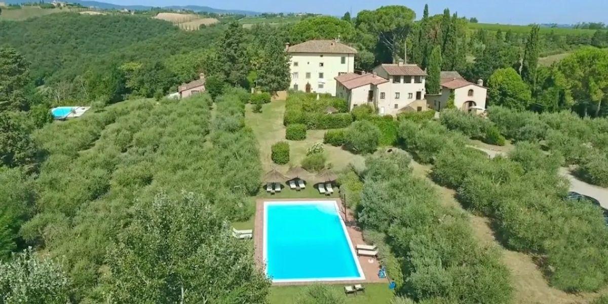 Estate 2020, il boom di affitto di ville in Toscana