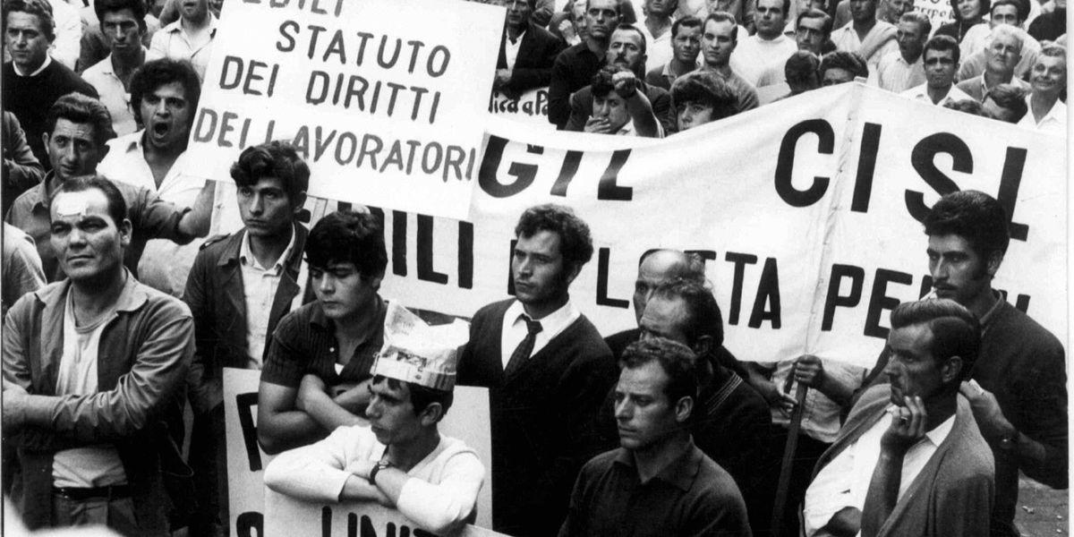 50 anni fa nasceva lo Statuto dei Lavoratori