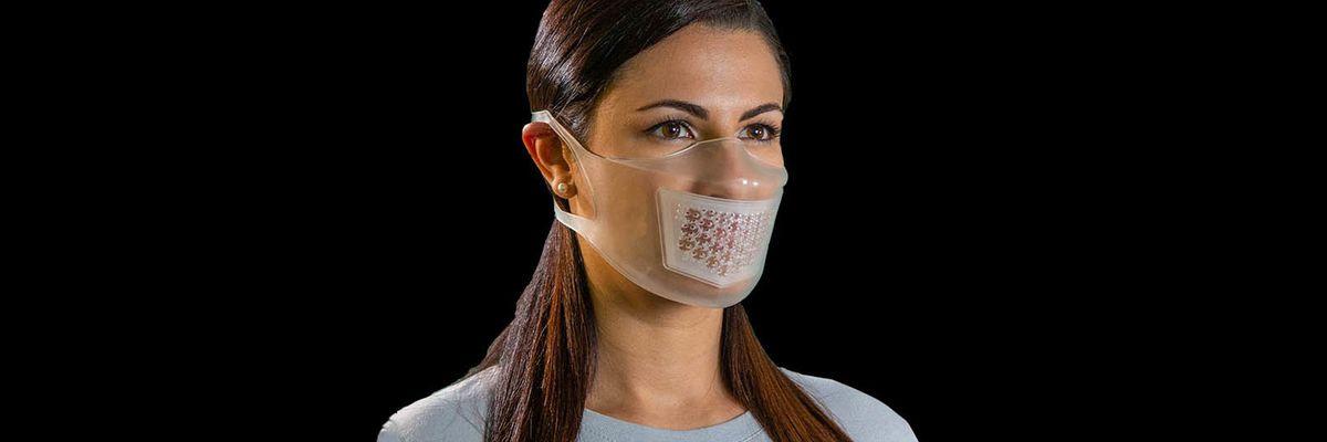 iMask: la mascherina che non si getta via