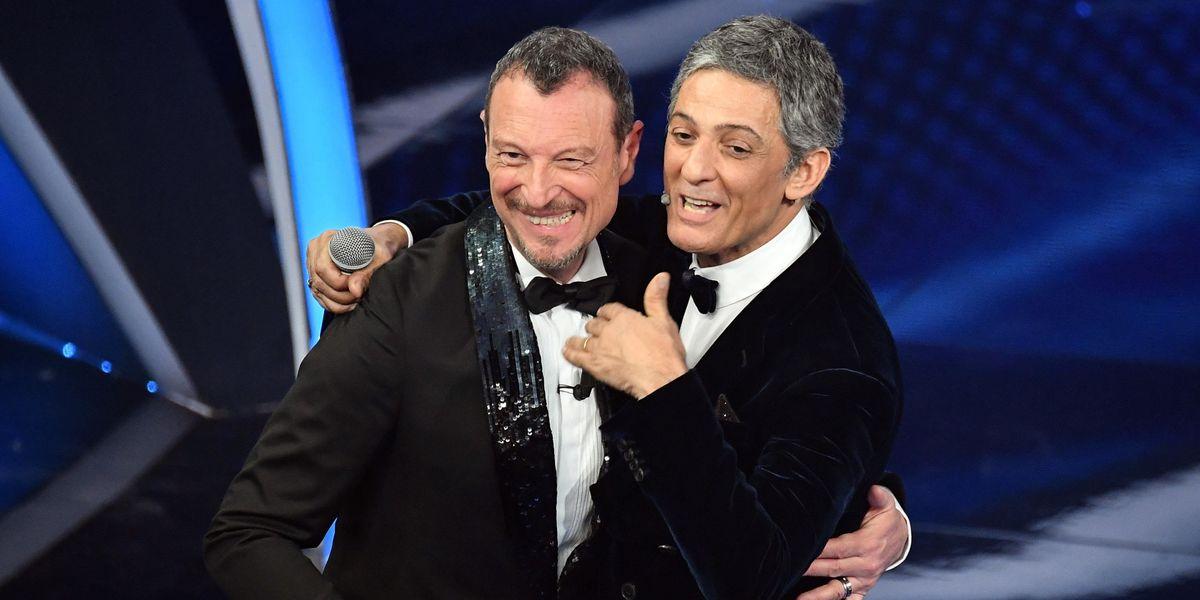 Sanremo 2021: Amadeus pronto per il bis (con Fiorello)