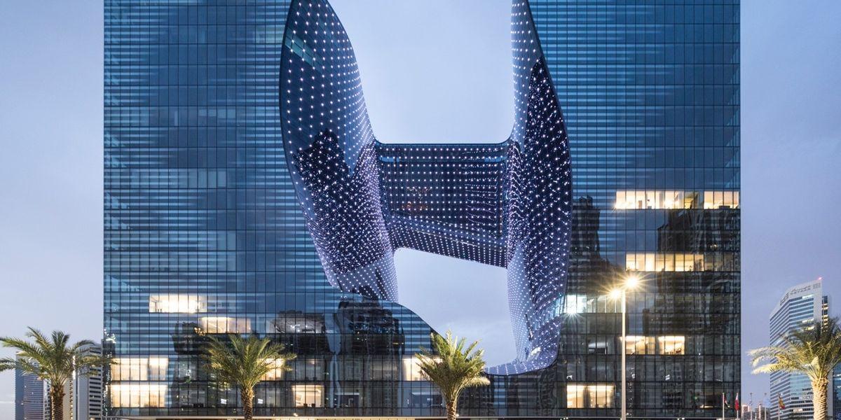 ME Dubai: l'hotel capolavoro progettato da Zaha Hadid